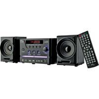 Mini System Multilaser Sp141 Fm/Dvd/Usb 30W Rms Karaoke