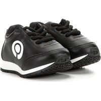 Tênis Infantil Ortopé Jogging - Unissex-Preto