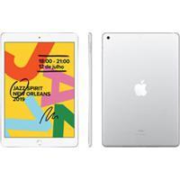 """Ipad 7ª Geração Apple Prata Com 10,2"""", Wi-Fi, 128 Gb E Processador A10 Fusion"""