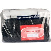 Rede De Padel Master Oficial Saque Duplo Nylon - Unissex