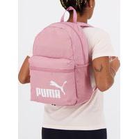 Mochila Puma Phase Backpack I Rosa