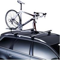 Suporte De Bicicleta Para Carros Thule Outride - Teto - 1 Bike - Prata/Preto