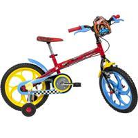Bicicleta Hot Wheels Aro 16 - Caloi