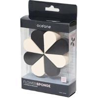 Esponja Para Maquiagem Océane - Flower Sponge 1 Un - Feminino-Incolor