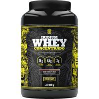 Whey Wpc- Chocolate Belga- 900G- Iridium Labsiridium Labs