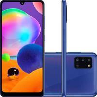 Smartphone Samsung Galaxy A31 128Gb 4Gb Ram A315 Azul