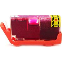 Cartucho De Tinta Para Impressora Hp Magenta Microjet