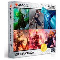 Quebra-Cabeça Magic 500 Peças - Toyster