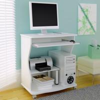 Mesa Para Computador Verona Branco