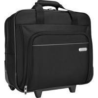 Maleta Para Notebook 16 Pol Targus Tbr003 Rolling Laptop Case Preta