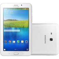 "Tablet Samsung Galaxy Tab E 7.0"" Sm-T113Nu Branco"