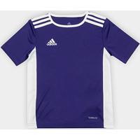 Camiseta Infantil Adidas Entrada 18 - Unissex