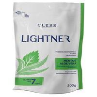 Cless Lightner Pó Descolorante Rápido - Menta E Aloe Vera 300G