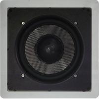 Subwoofer In Wall Loud Áudio Lsw8 150 150W Branco