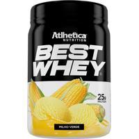 Best Whey® 25G Protein- Milho Verde- 450G- Atlheatlhetica Nutrition
