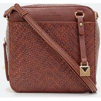 Bolsa Transversal Em Tresse Camera Bag