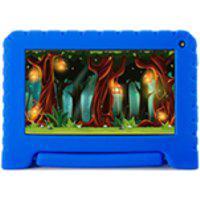 Tablet Mirage Azul Com 7, Wi-Fi, Android, Processador Quad-Core E 16Gb