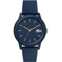 Relógio Lacoste Feminino Borracha Azul - 2001067