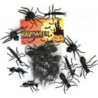 Kit Halloween Aranhas E Cia Rf-916/40