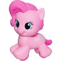 Figura My Little Pony Com Rodas - Playskool - Pinkie Pie - Hasbro - Unissex
