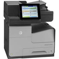 Multifuncional Hp Officejet Enterprise Color X585F Com Impressora, Copiadora, Scanner, Fax