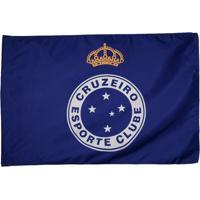 Bandeira Cruzeiro 2 Panos - Unissex
