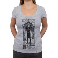 None Shall Pass - Camiseta Clássica Feminina