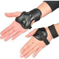 Kit Protetores Skate E Patins Profissional Ahead Sportswinmax Wme05718 - Unissex-Preto