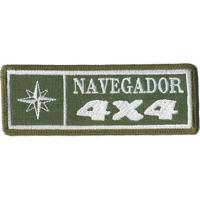 Patch Bordado Navegador 4X4 - Ad30131