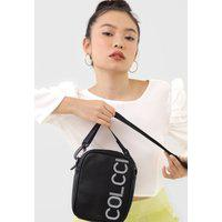 Bolsa Colcci Camera Bag Preta