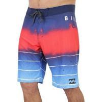 Bermuda Billabong Tribong - Masculino-Azul