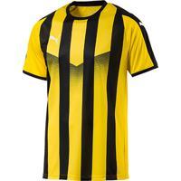 Camisa Puma Liga Jersey Striped Masculina - Masculino
