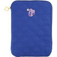 Capa Para Ipad/Tablet Capricho | Cor: Azul Marinho