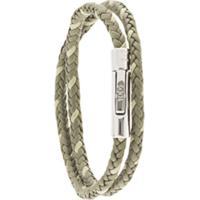 Tod'S Braided Bracelet - Verde