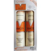 Kit Shampoo + Condicionador Charis Vivacity Kit - Unissex-Incolor