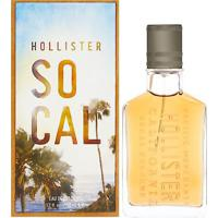 Hollister So Cal Eau De Clogne Masculino 50 Ml