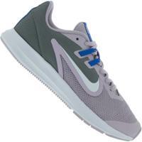 Tênis Nike Downshifter 9 Gs Feminino - Infantil - Roxo Cla/Cinza Esc