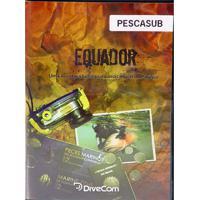 Dvd Pesca Submarina Equador - Divecom