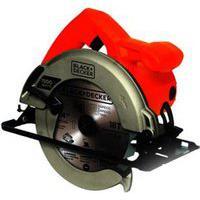 Serra Circular De 7-1/4 Black & Decker Com Potência De 1500 W- Cs1024