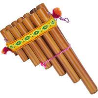 Flauta De Pan Peruana Escura 13 Notas
