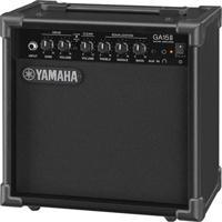 Amplificador Yamaha Ga15Ii Para Guitarra Com 15W De Potência E 3 Band