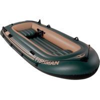 Barco Fishman 350 Verde Mor