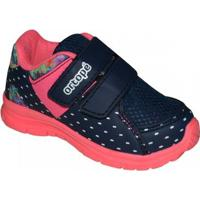 Tênis Ortope New Jogging Infantil - Feminino-Marinho