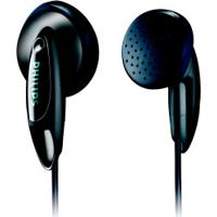 Fone De Ouvido Intra Auricular Philips She1350 - Preto