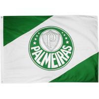 Bandeira Oficial Do Palmeiras 96 X 68 Cm - Unissex