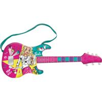 Barbie Guitarra Fabulosa C Função Mp3 Player Rosa Fun Divirta-Se