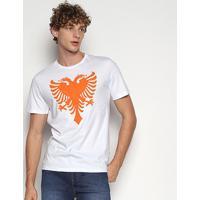 Camiseta Cavalera T Shirt Águia Colors Masculina - Masculino