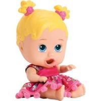 Boneca Little Dolls Come Come Com Acessórios - Unissex-Incolor