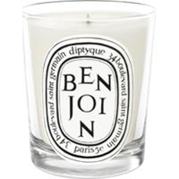Diptyque Benjoin Scented Candle - Branco