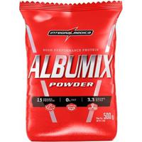 Albumix Powder 500G - Integralmedica - Unissex